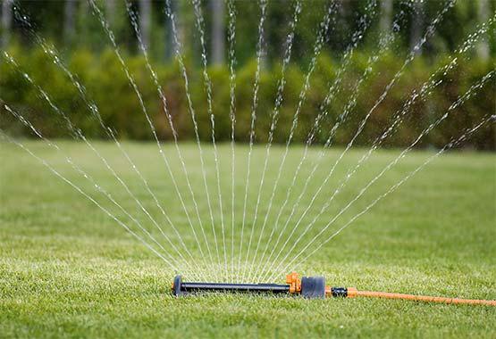 Arroseur économie d'eau M